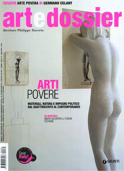 Art e dossier n. 284, gennaio 2012