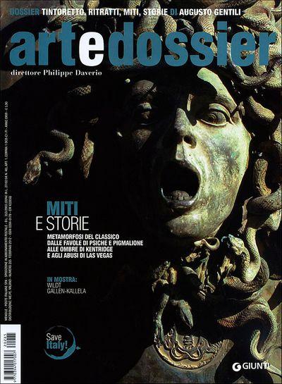 Art e dossier n. 285, febbraio 2012