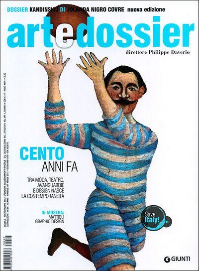 Art e dossier n. 287, aprile 2012