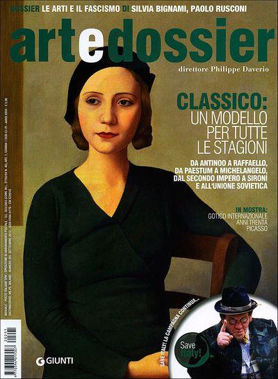 Art e dossier n. 291, settembre 2012