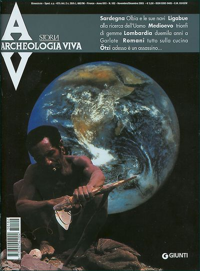 Archeologia Viva n. 102 - novembre/dicembre 2003