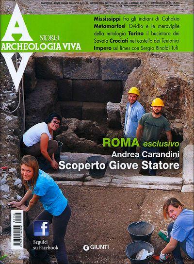 Archeologia Viva n. 158 - marzo/aprile 2013