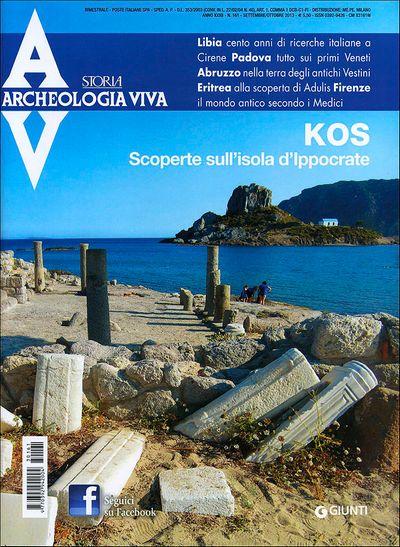 Archeologia Viva n. 161 - settembre/ottobre 2013