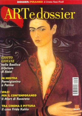 Art e dossier n. 186, Febbraio 2003