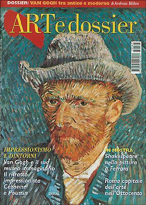 Art e dossier n. 187, Marzo 2003