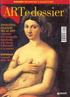 Art e dossier n. 190, Giugno 2003
