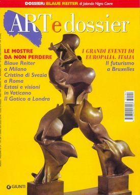 Art e dossier n. 194, Novembre 2003