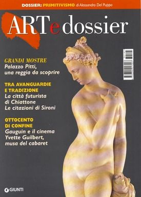 Art e dossier n. 195, Dicembre 2003
