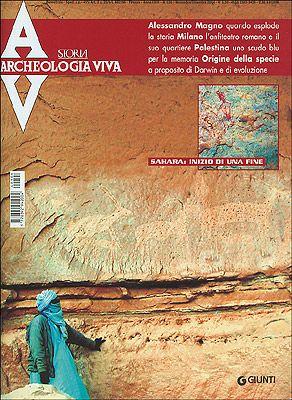 Archeologia Viva n. 108 - novembre/dicembre 2004