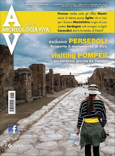 Archeologia Viva n. 165 - maggio/giugno 2014