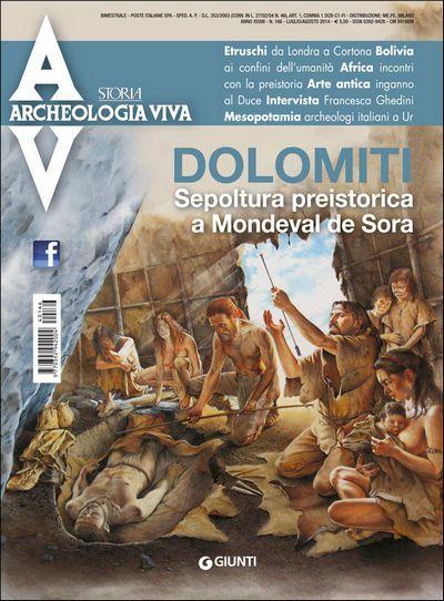Archeologia Viva n. 166 - luglio/agosto 2014