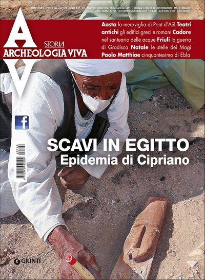 Archeologia Viva n. 168 - novembre/dicembre 2014