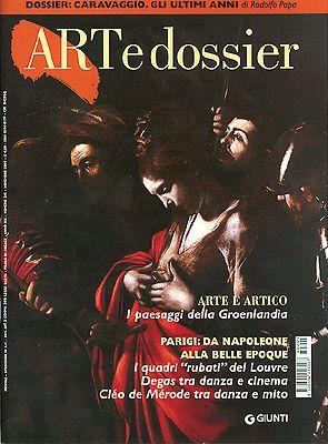 Art e dossier n. 205, novembre 2004