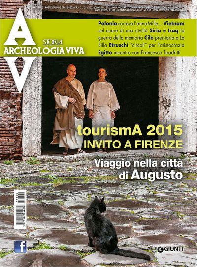 Archeologia Viva n. 169 - gennaio/febbraio 2015