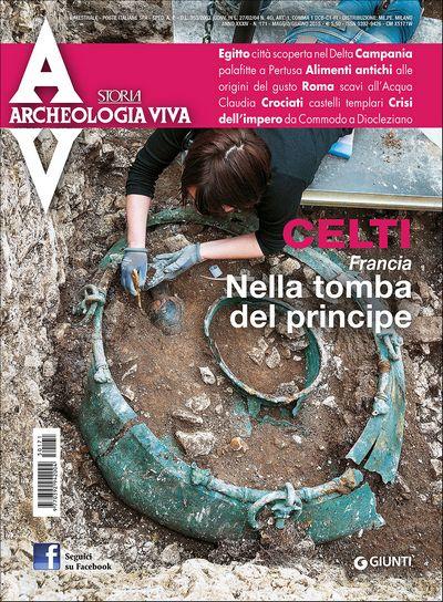 Archeologia Viva n. 171 - maggio/giugno 2015