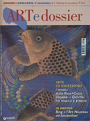Art e dossier n. 207, Gennaio 2005