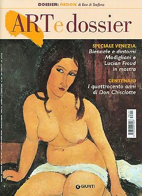 Art e dossier n. 212, Giugno 2005