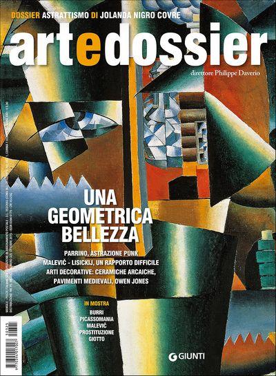 Art e dossier n. 325, ottobre 2015