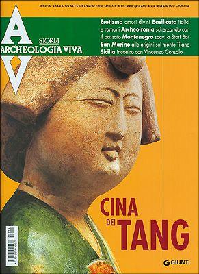 Archeologia Viva n. 116 - marzo/aprile 2006