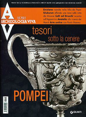 Archeologia Viva n. 118 - luglio/agosto 2006