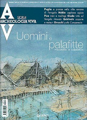 Archeologia Viva n. 120 - novembre/dicembre 2006