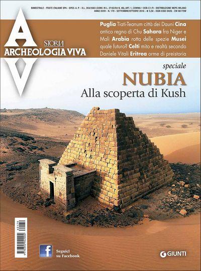 Archeologia Viva n. 179 - settembre/ottobre 2016
