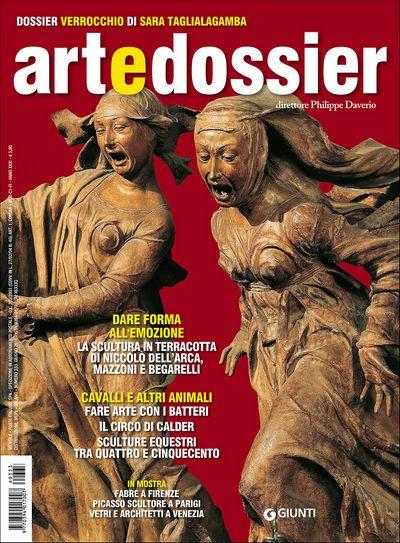 Art e dossier n. 333, giugno 2016