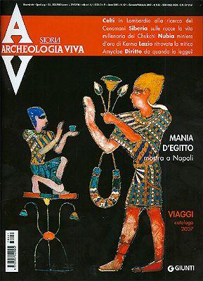 Archeologia Viva n. 121 - gennaio/febbraio 2007