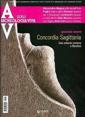 Archeologia Viva n. 123 - maggio/giugno 2007