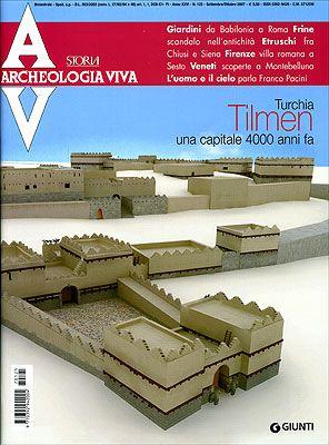 Archeologia Viva n. 125 - settembre/ottobre 2007
