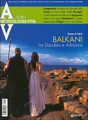 Archeologia Viva n. 126 - novembre/dicembre 2007