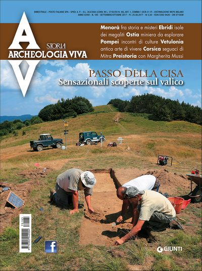 Archeologia Viva n. 185 - settembre/ottobre 2017