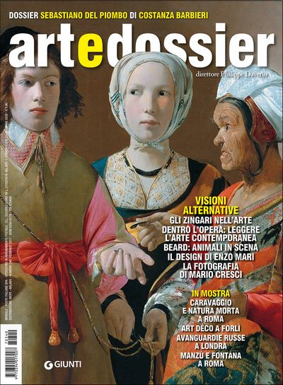 Art e dossier n. 340, febbraio 2017