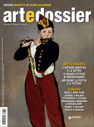 Art e dossier n. 342, aprile 2017