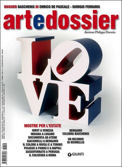 Art e dossier n. 344, giugno 2017