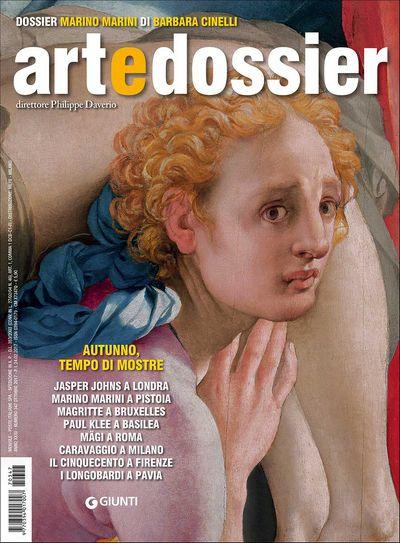 Art e dossier n. 347, ottobre 2017