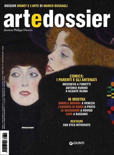 Art e dossier n. 349, dicembre 2017