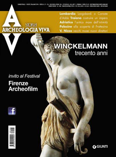 Archeologia Viva n. 188 - marzo/aprile 2018