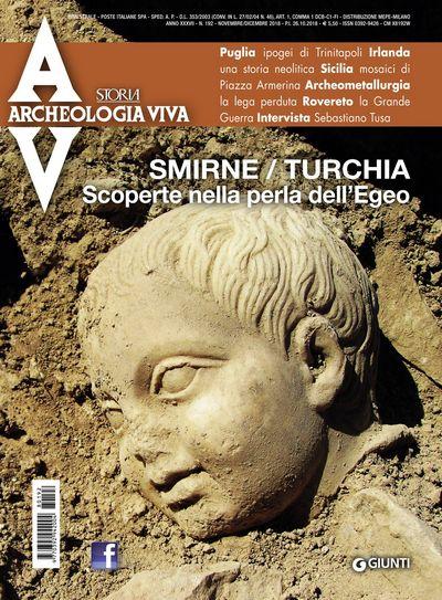 Archeologia Viva n. 192 - novembre/dicembre 2018