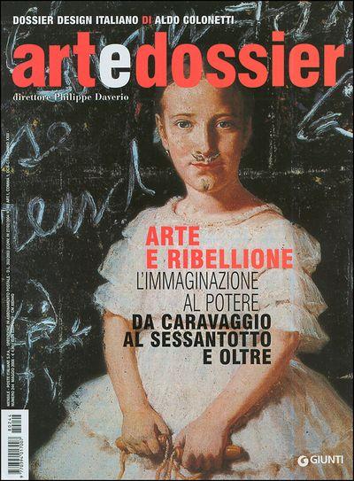 Art e dossier n. 244, maggio 2008