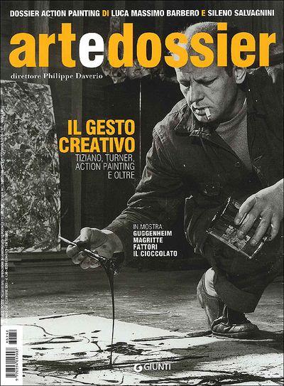 Art e dossier n. 250, dicembre 2008