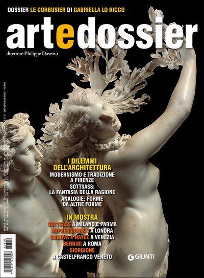 Art e dossier n. 350, gennaio 2018