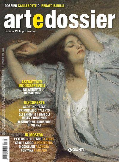 Art e dossier n. 351, febbraio 2018