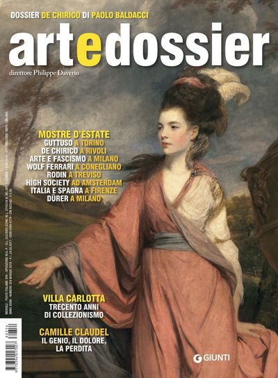 Art e dossier n. 354, maggio 2018