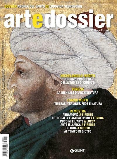 Art e dossier n. 357, settembre 2018