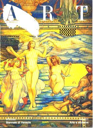 Art e dossier n. 4, Luglio/Agosto 1986