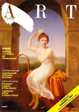 Art e dossier n. 7, Novembre 1986