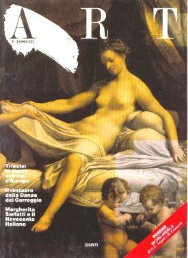 Art e dossier n. 9, Gennaio 1987