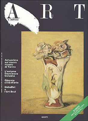 Art e dossier n. 10, Febbraio 1987