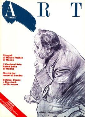 Art e dossier n. 12, Aprile 1987